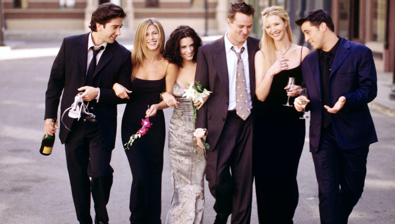 """""""Przyjaciele"""" powracają (fot. Warner Bros. Television/Getty)"""