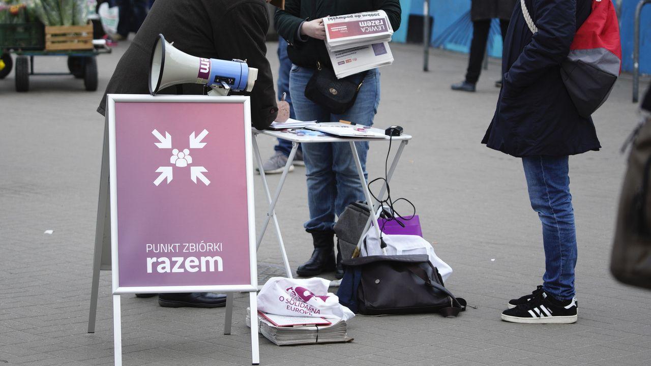 Urszula Kuczyńska nie może wrócić do partii przez 3 lata (fot. Jaap Arriens/NurPhoto via Getty Images)