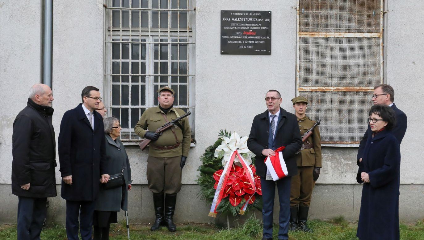 W tym roku – 15 sierpnia – minęła 90. rocznica urodzin Anny Walentynowicz (fot. PAP/Paweł Supernak)
