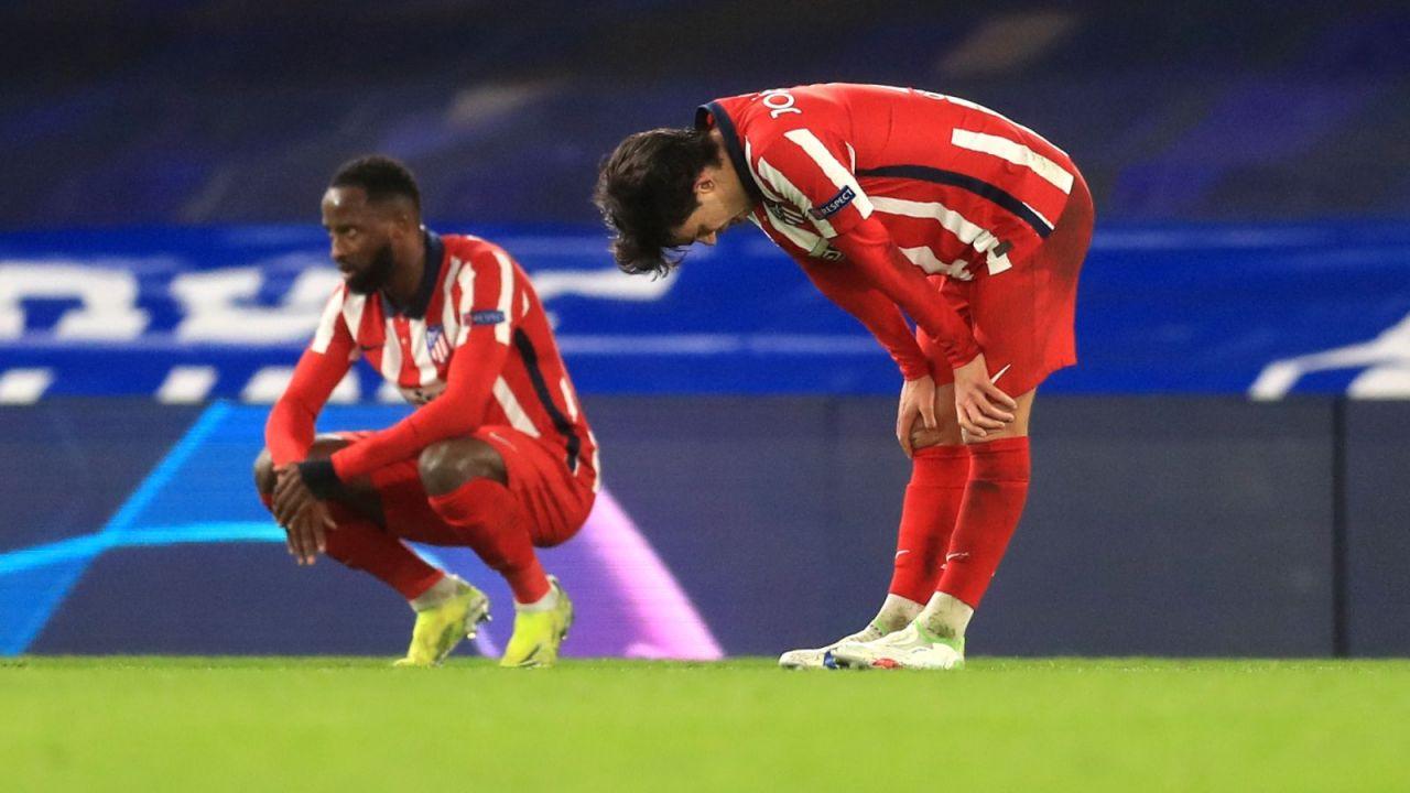 Liga Mistrzów: Atletico Madryt przegrało z Chelsea. Piłkarze Diego Simeone skrytykowani (sport.tvp.pl)