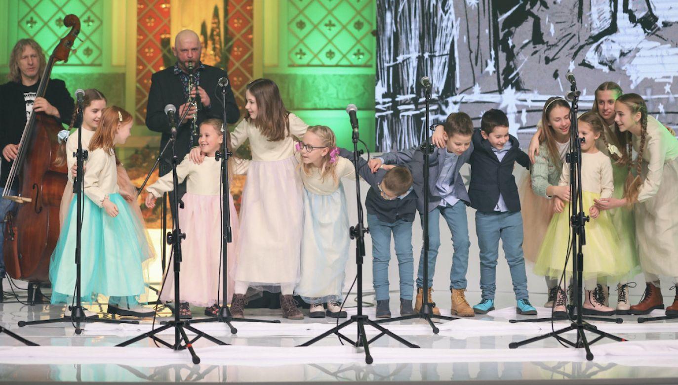 Koncert Arki Noego dla pierwszego hospicjum dziecięcego na Litwie (fot. Materiały prasowe)