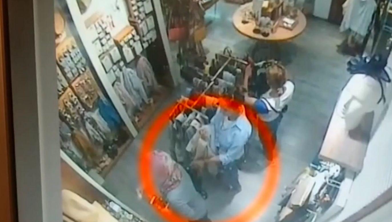 Policjanci łączą kobiety także z innymi kradzieżami (fot. malopolska.policja.gov.pl)