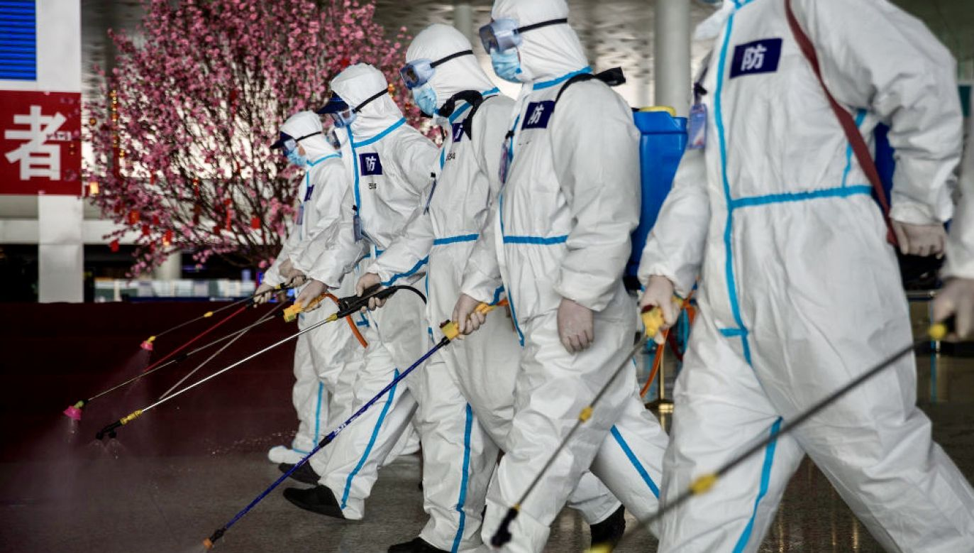 Władze Chin zaznaczają, że nie akceptują takiego planu poszukiwania źródła (fot. Getty Images)