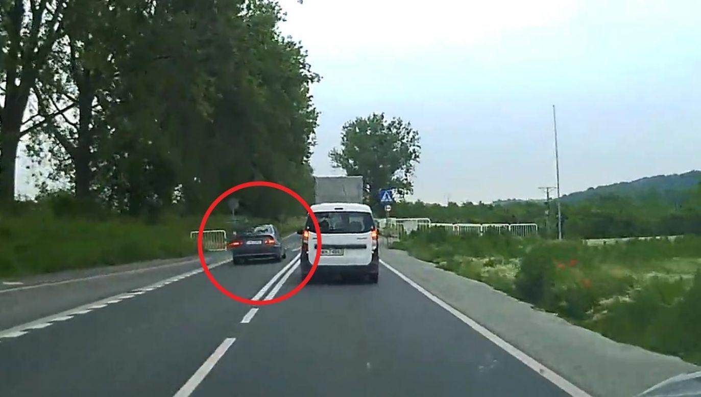 Policja apeluje o rozwagę na drodze (fot. Twoje Info)