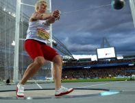Anita Włodarczyk – rzut młotem (fot. Getty Images)