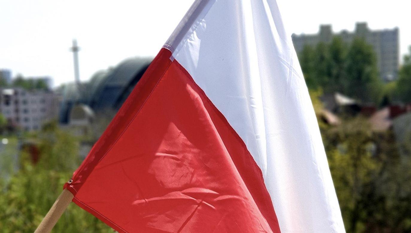 Zdjęcie swojej flagi możesz przesłać na twoje@tvp.info (fot. Twoje Info)