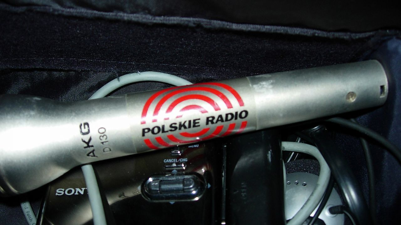 Polskie Radio zaczęło protest (fot. flickr.com/ John (Miś) Beauchamp)