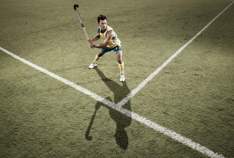 Reprezentant Australii  Jamie Dwyer (fot. Getty Images)