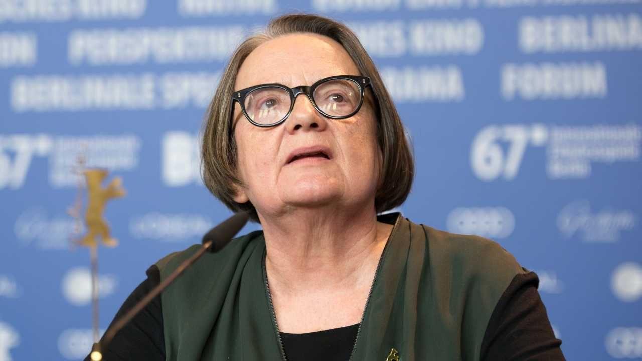 Agnieszka Holland pokieruje EFA (fot. Wiki 3.0/Martin Kraft)