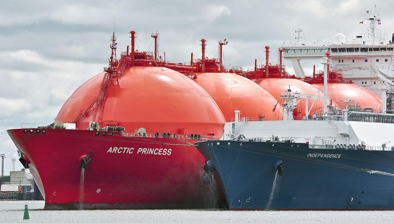 PGNiG zakończy umowę z Gazpromem z końcem 2022 roku (fot. Shutterstock/Vytautas Kielaitis)