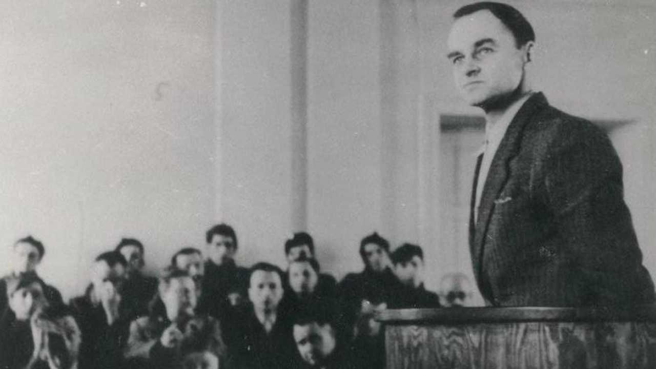 Witold Pilecki został skazany w procesie pokazowym (fot. IPN)