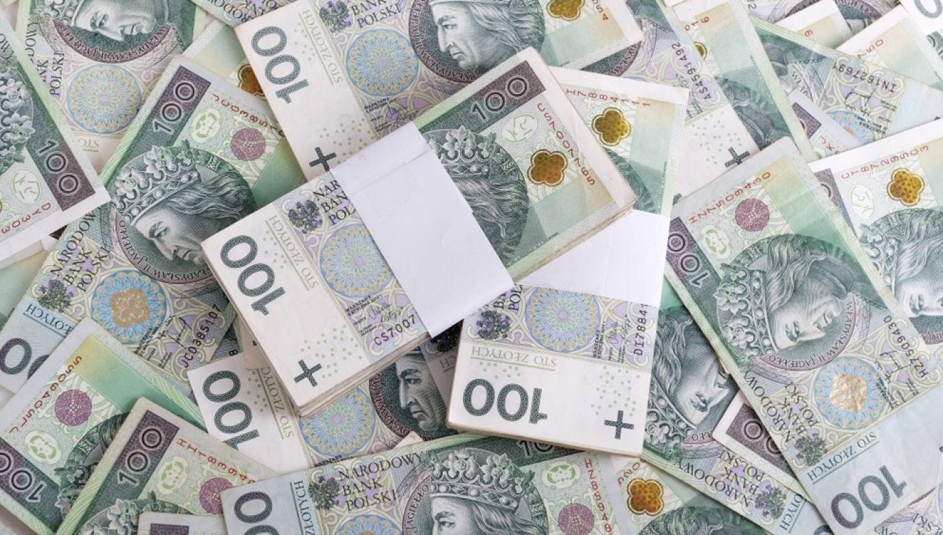 Zgodnie z nowelą budżetu deficyt w tym roku został podniesiony z zerowego do 109,3 mld zł (fot. Shutterstock/Pawel_Brzozowski)