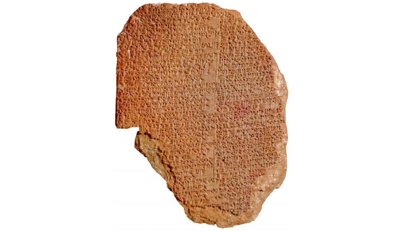 Tablica prawdopodobnie zostanie zwrócona władzom Iraku (fot. U.S. District Court for the Eastern District of New York)