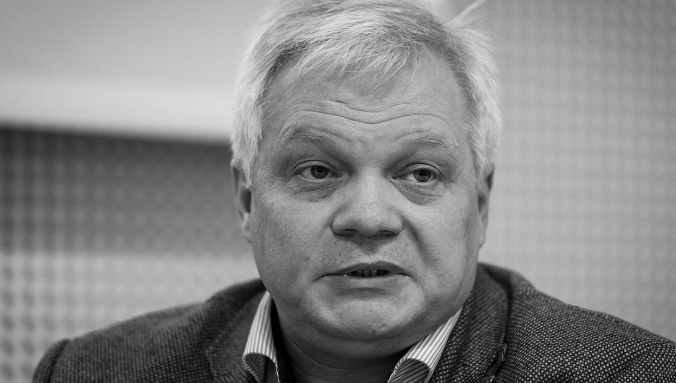 Krzysztof Łuszczewski (fot. arch. PAP/Tytus Żmijewski)