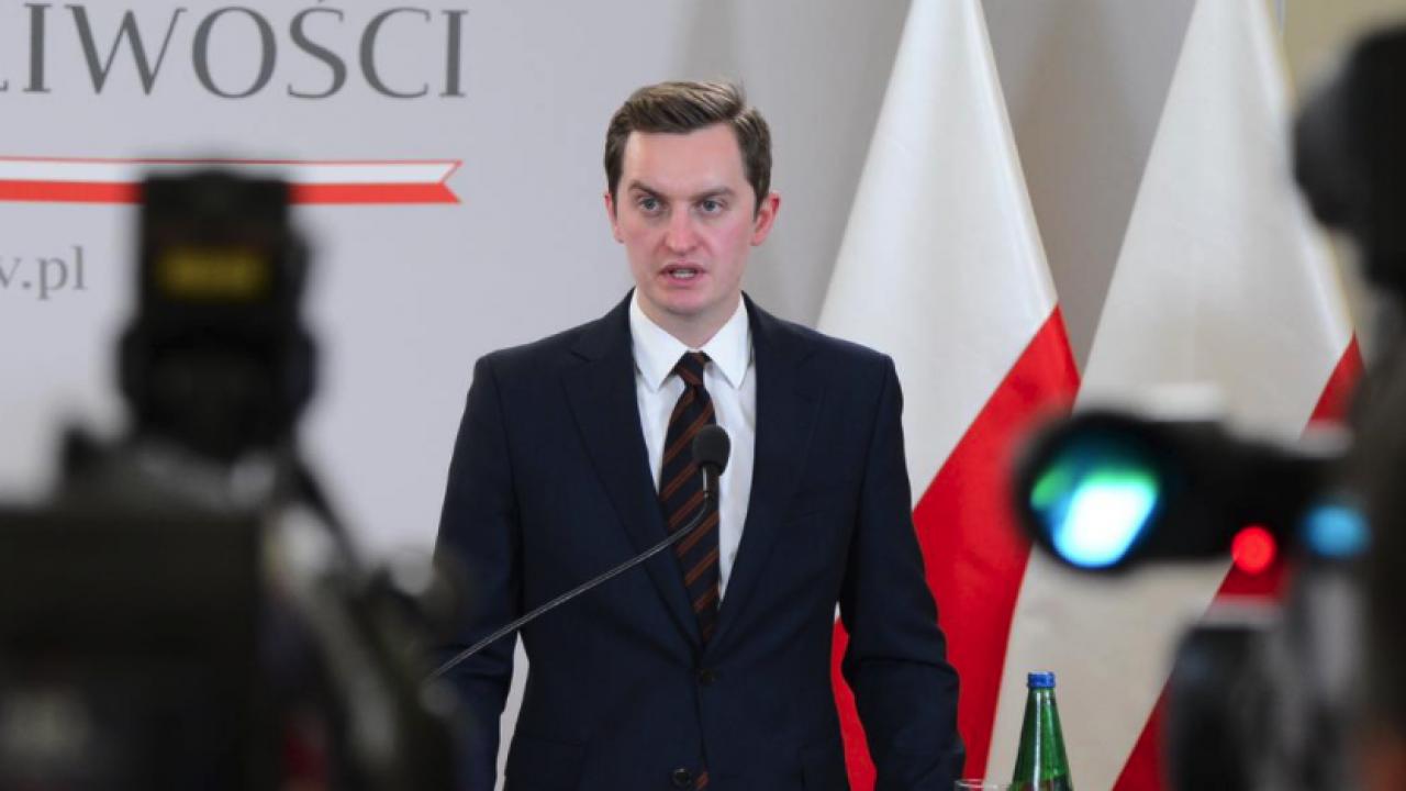 Sebastian Kaleta o propozycjach zmian w prawie (fot. Facebook.com/sebastiankaleta)