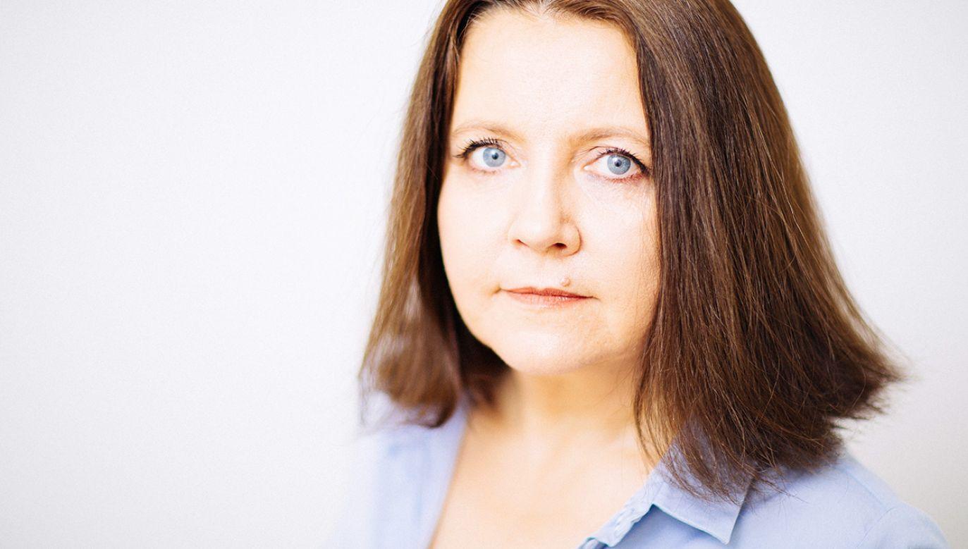 Posłanka PiS Joanna Lichocka (fot. PAP/Albert Zawada)