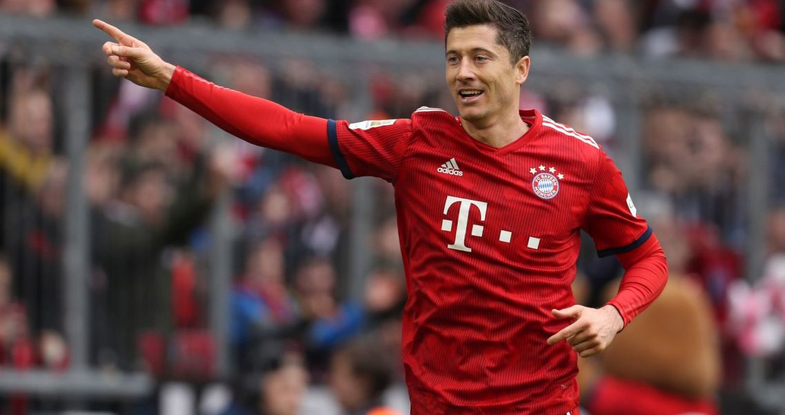 032dd9ba7 Robert Lewandowski: 300 goli w Bundeslidze? Nie powiem, że to ...