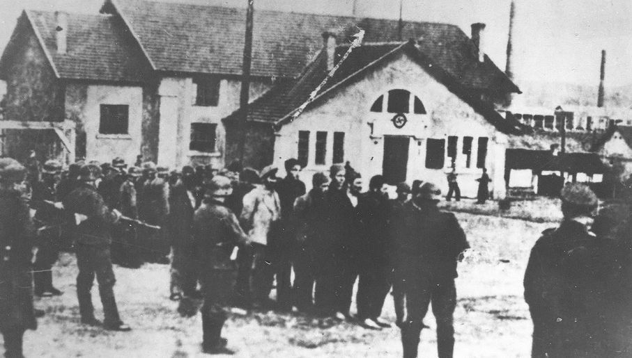 Wcześniej Niemcy przeprowadzili masakrę w Kraljevie (fot. Wikipedia / domena publiczna)