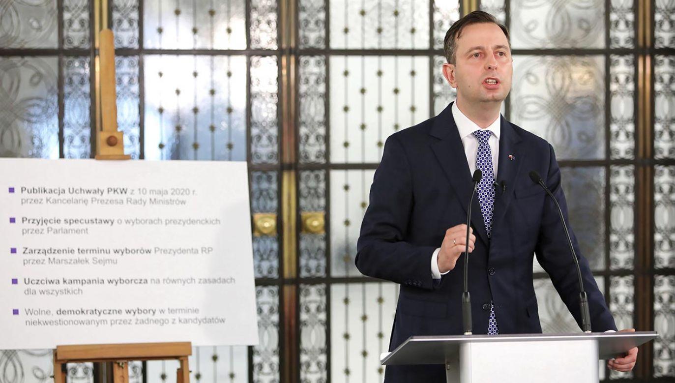 Co zakłada plan Kosiniaka? (fot. PAP/Leszek Szymański)