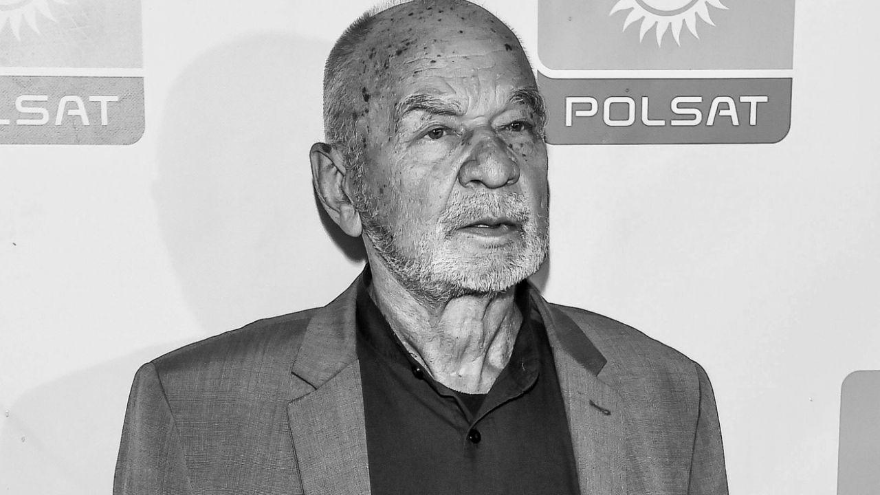 Ryszard Kotys zmarł w wieku 88 lat (fot. PAP/Stach Leszczyński)