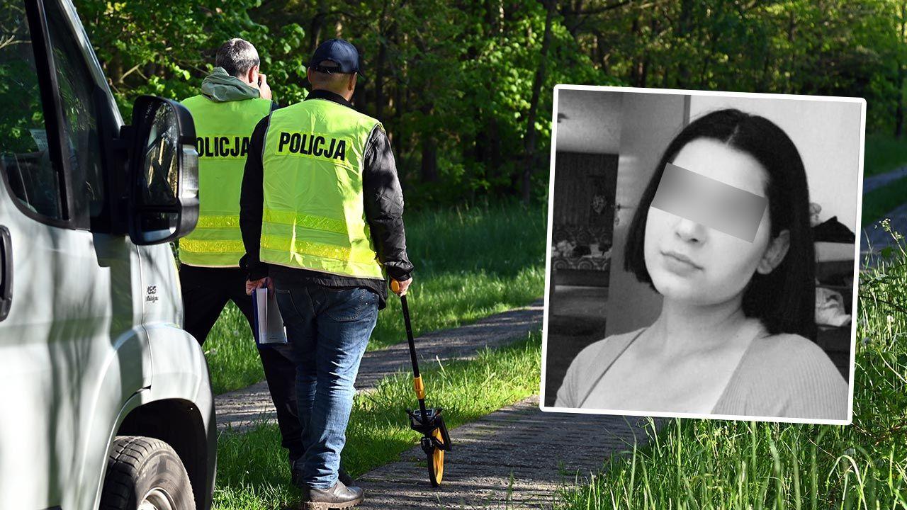 Kobieta została uduszona (fot. PAP/Marcin Bielecki)