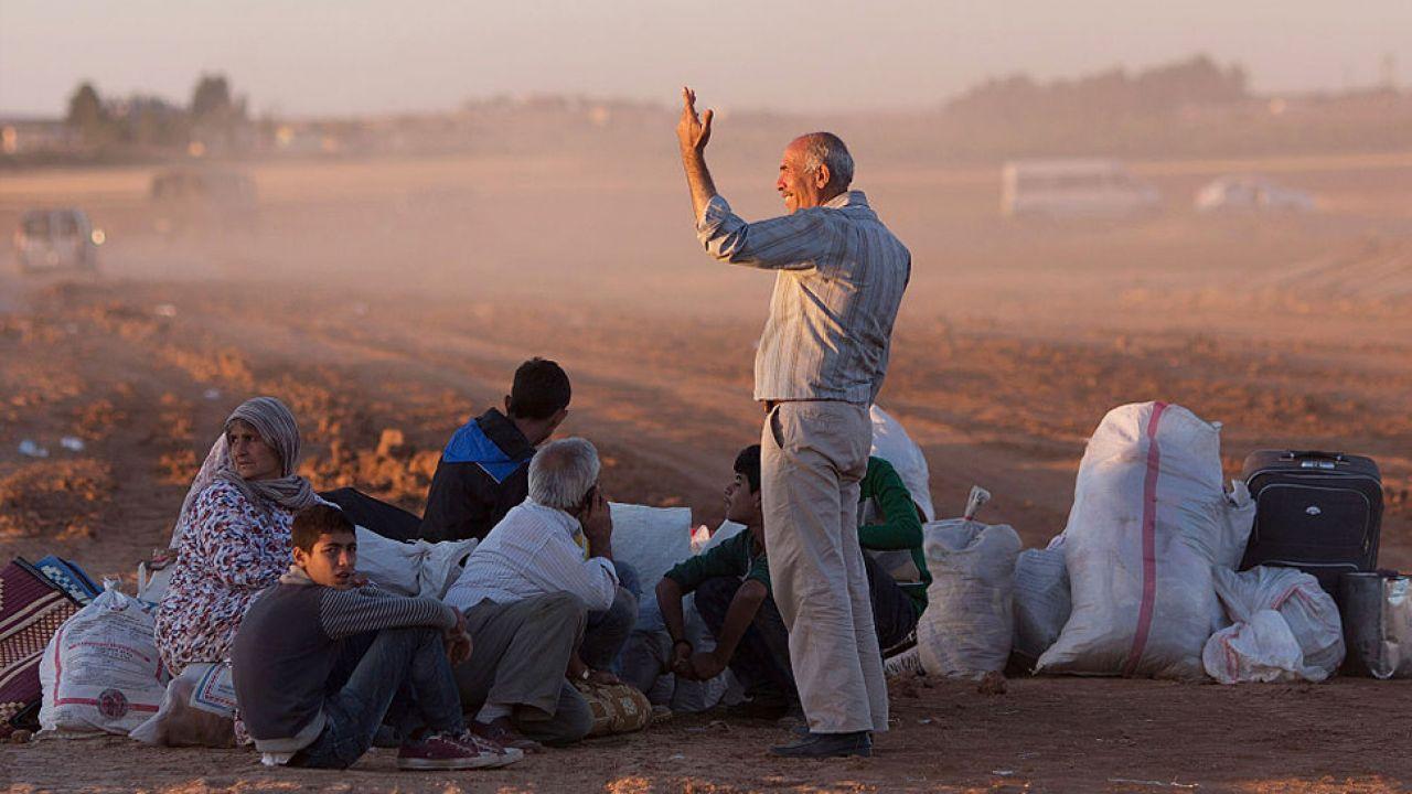 Migranci mają otrzymawać równowartość ok. 130 zł miesięcznie (fot.Carsten Koall/Getty Images)