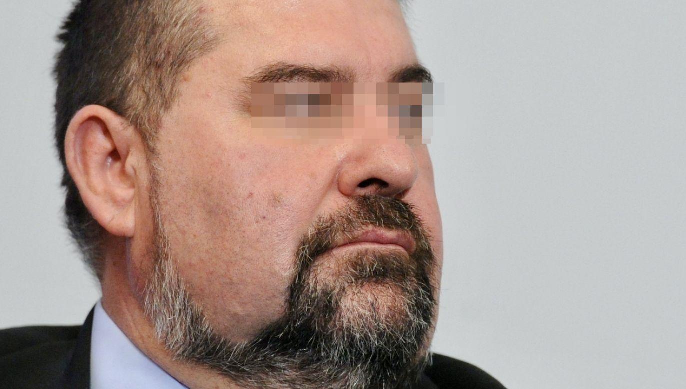 Andrzej B. (fot. arch.PAP/Andrzej Hrechorowicz)
