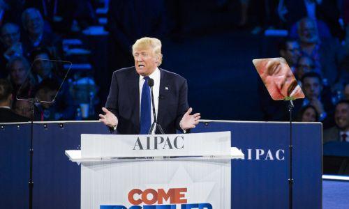 Donald Tump, marzec 2016. Fot. Brooks Kraft/ Getty Images