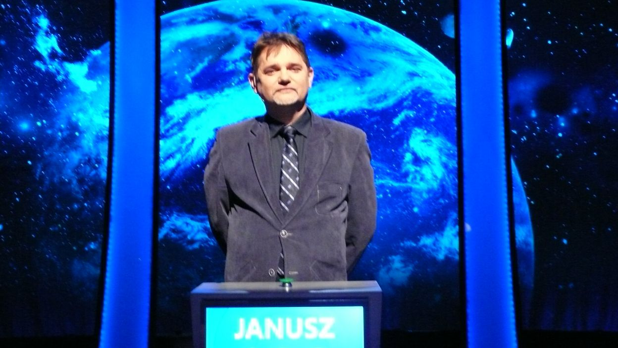 Janusz Kurowski - zwycięzca 16 odcinka 113 edycji