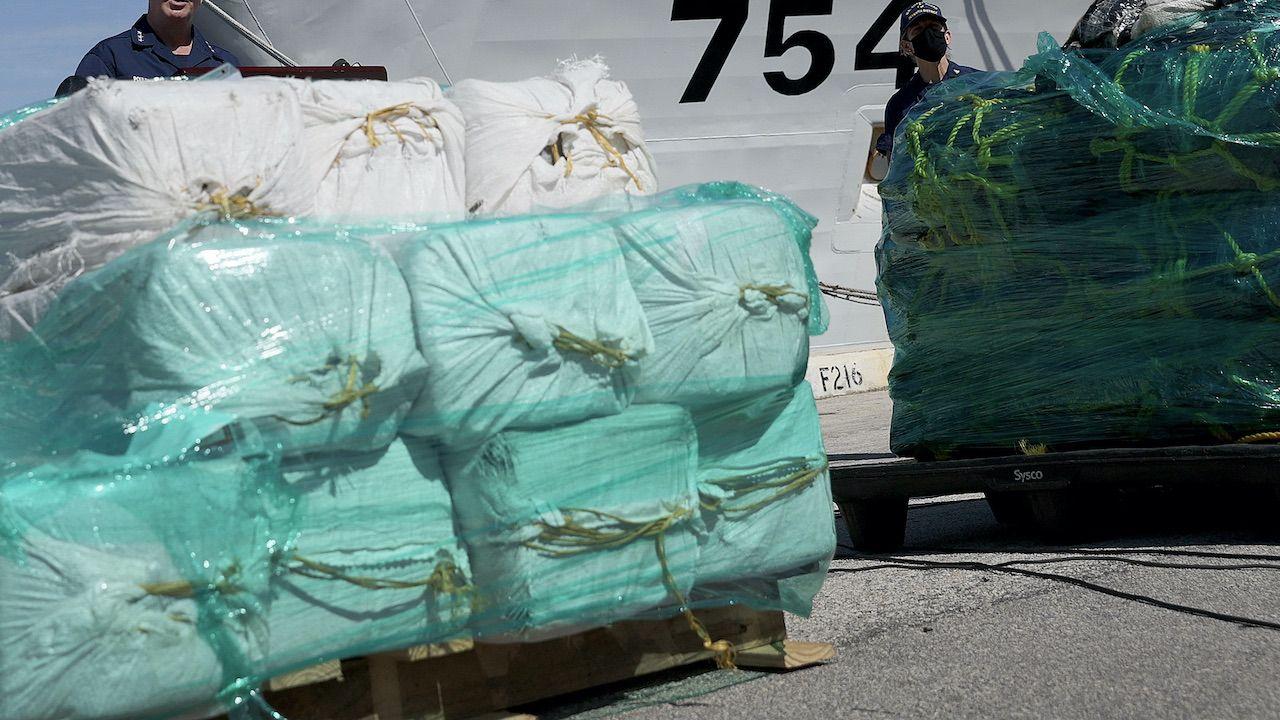Przemyt kokainy do Polski (fot. Joe Raedle/Getty Images, zdjęcie ilustracyjne)