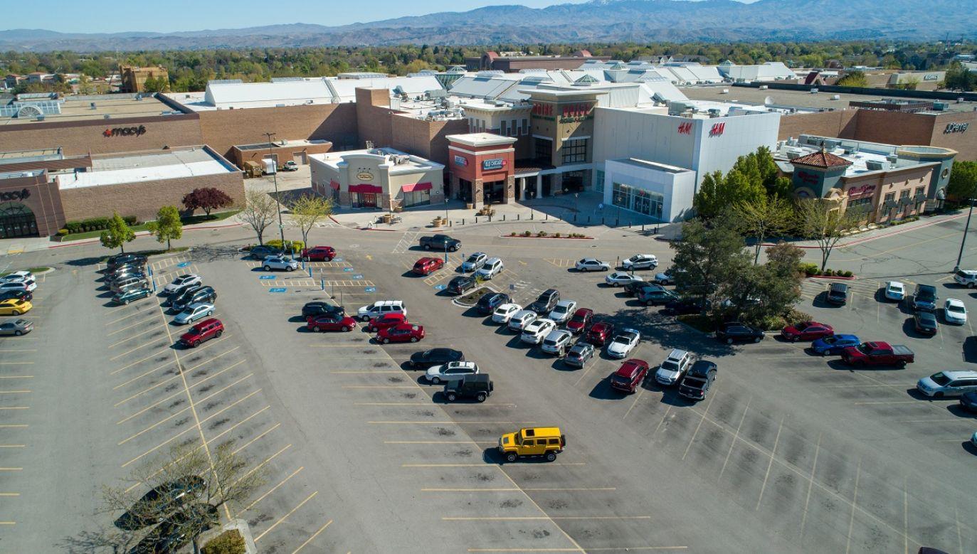 Boise Towne Square to największe centrum handlowe w stolicy Idaho (fot. Shutterstock)
