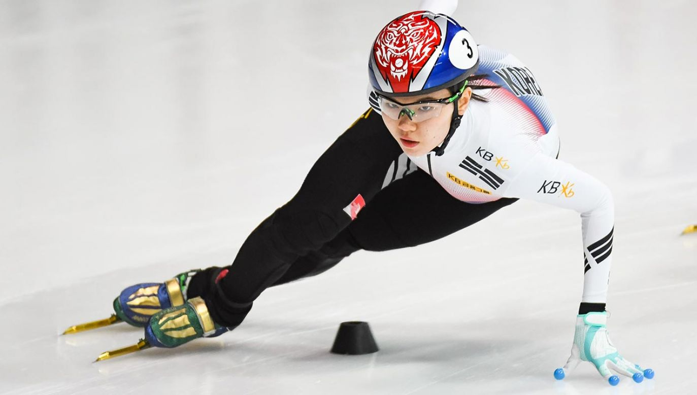 Shim Suk-hee miała celowo dopuścić do upadku koleżanki (fot. David Kirouac/Icon Sportswire via Getty Images)