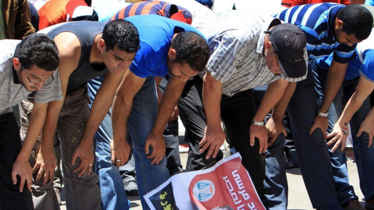 egipt wybory islam