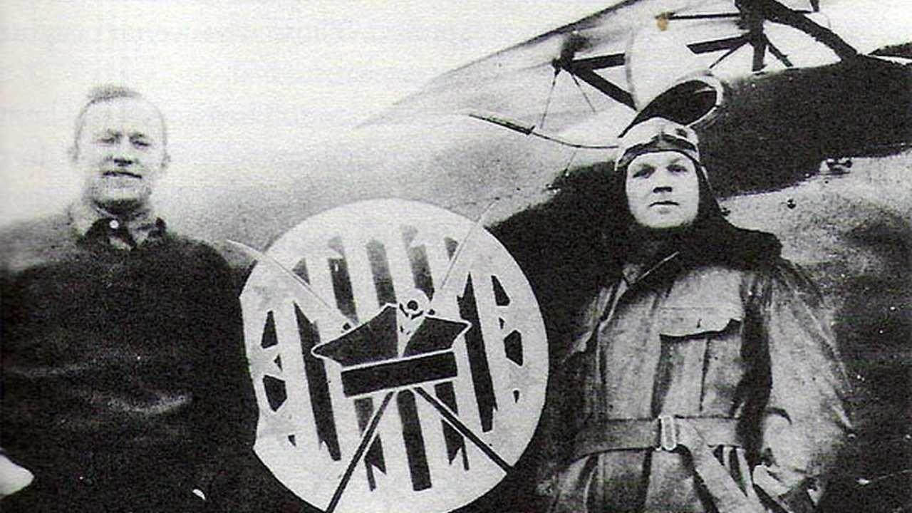 Eskadra Kościuszkowska walczyła w wojnie polsko-bolszewickiej (fot. IPN)