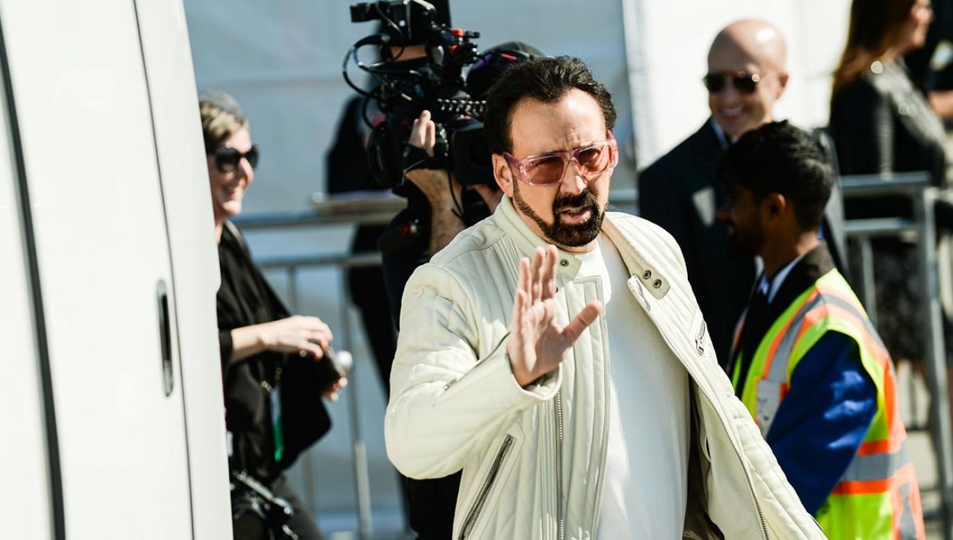 Nicolas Cage (fot. GettyImages/Ray Tamarra/GC Images)