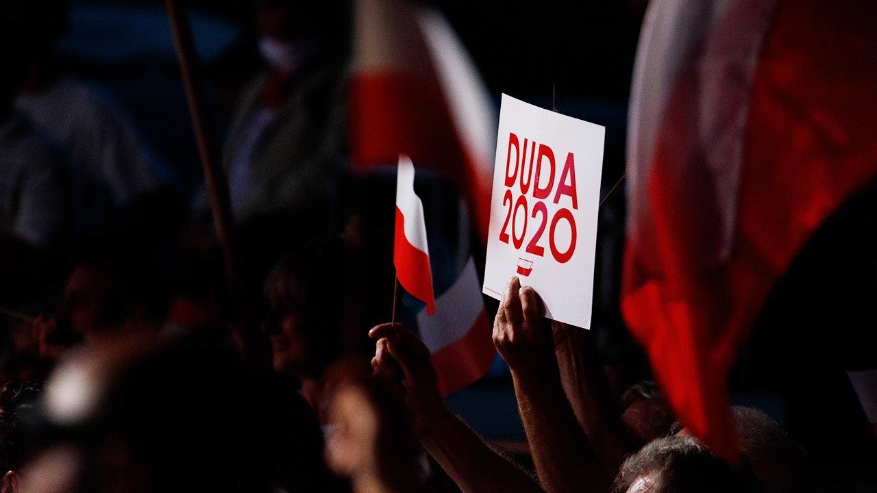 Polonia w USA zagłosowała (fot. Stringer/Anadolu Agency via Getty Images)