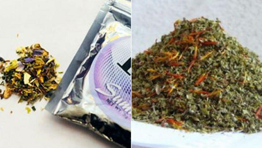 """Spice"" czy ""K2"" to tak zwana syntetyczna marihuana (fot. drugabuse.gov/twitter)"