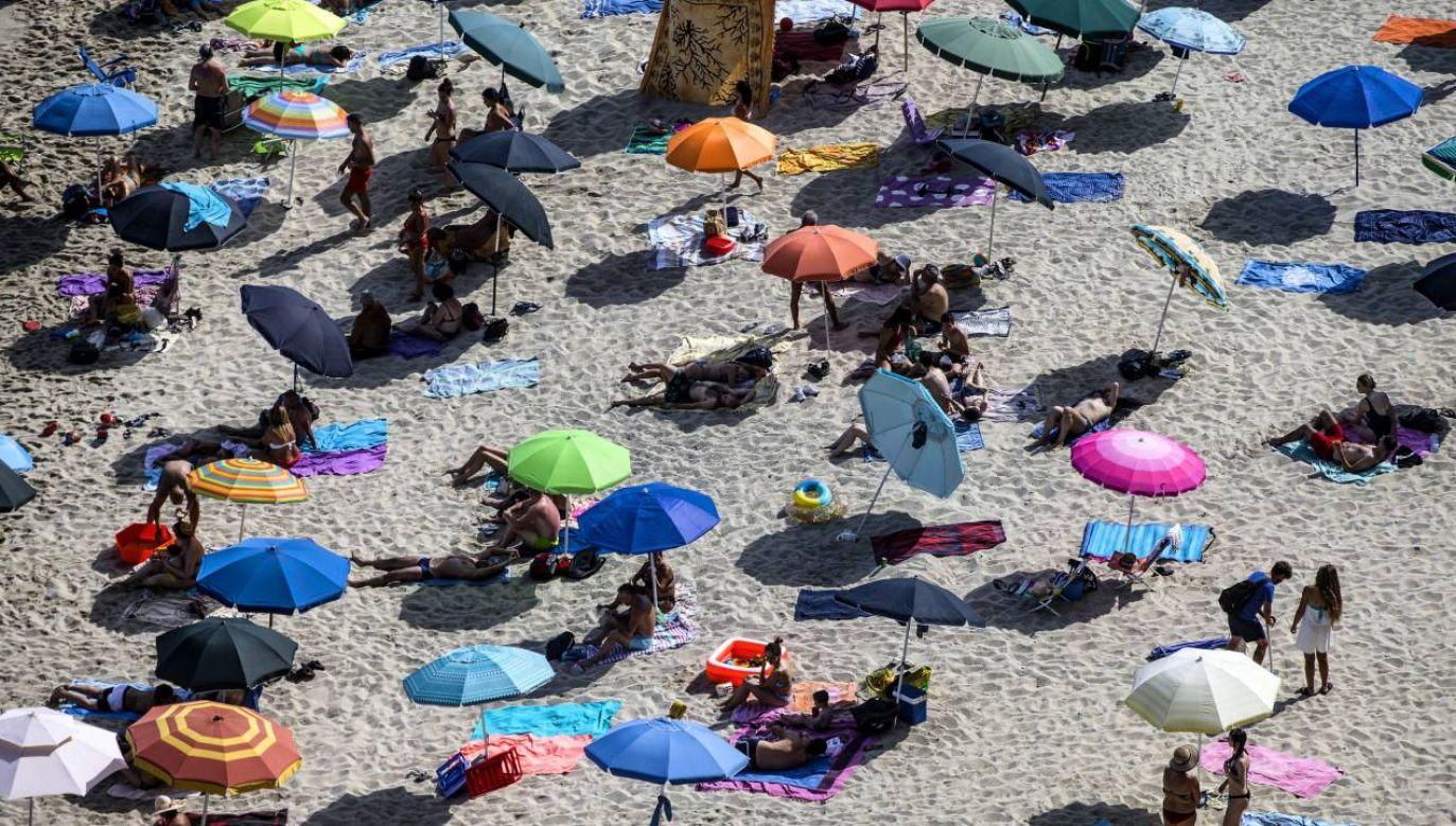 Temperatura zbliży się do 30 stopni Celsjusza (fot. PAP/EPA/ANGELO CARCONI)
