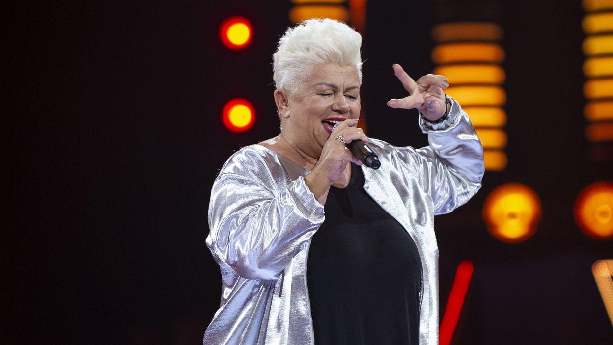 Mimo bardzo wysokiego poziomu z awansu mogła się cieszyć tylko jedna osoba, a została nią Barbara Parzeczewska! (fot. TVP)
