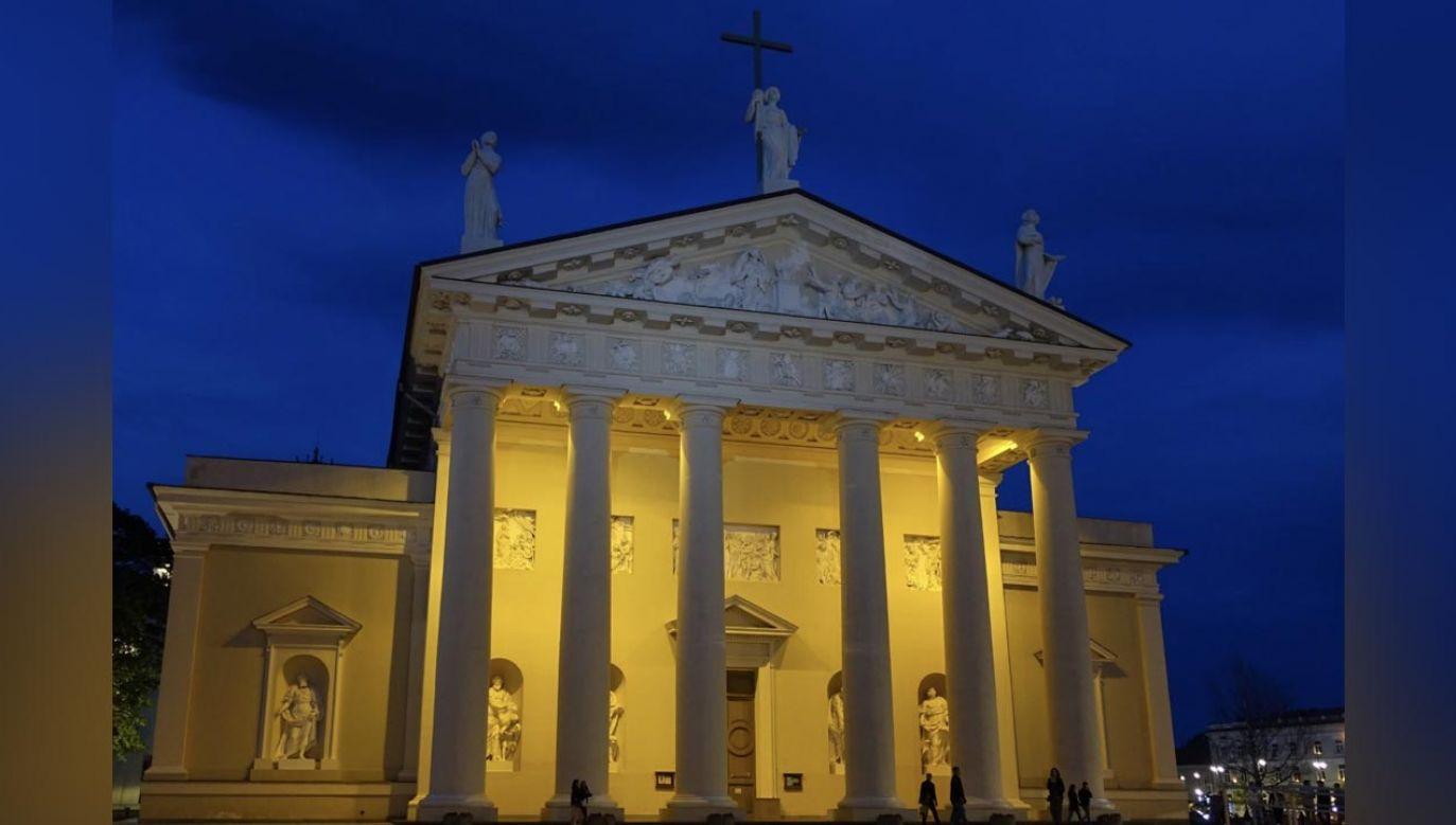 Bazylika Archikatedralna św. Stanisława i św. Władysława (fot. TVP Wilno)