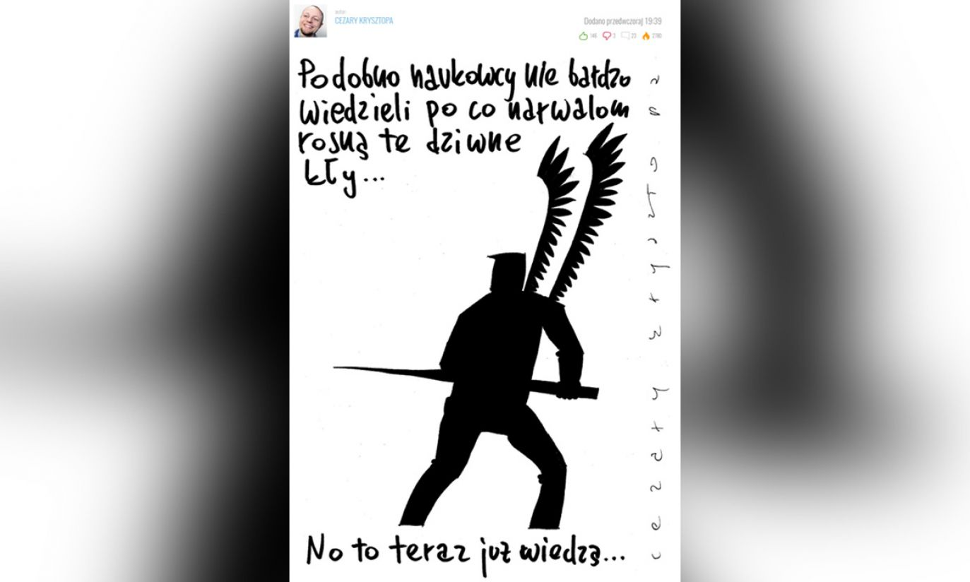 (fot. DoRzeczy/Cezary Krzysztopa)