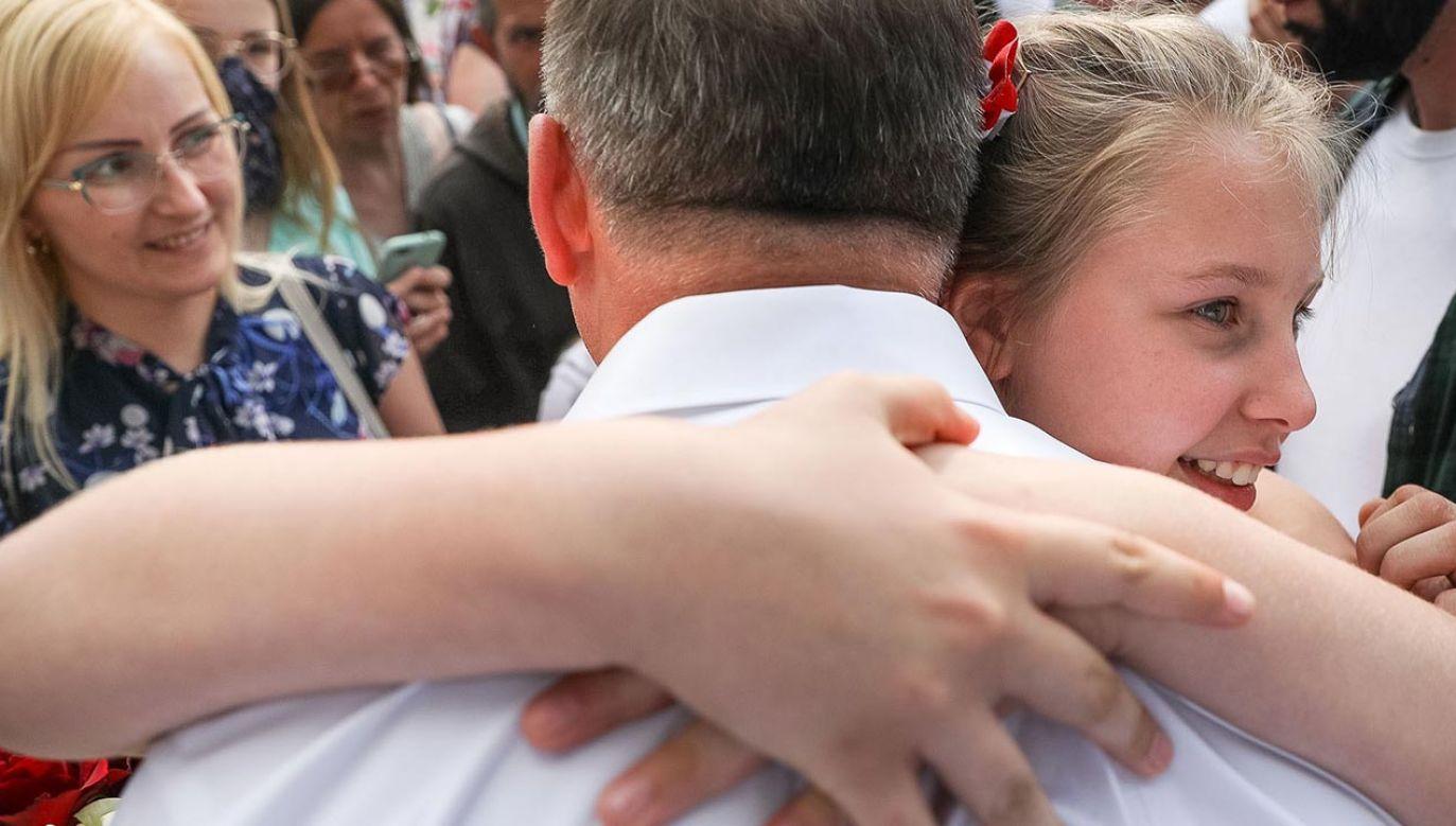 Andrzej Duda przed II turą kontynuuje objazd po Polsce (fot. Twitter/Duda2020)