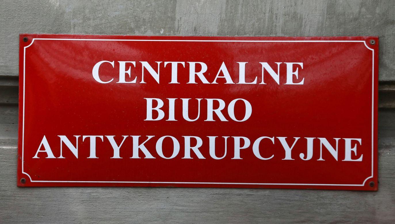 Bordoski poinformował, że szef CBA nigdy nie został poinformowany o przyczynach zmiany stanowiska prokuratury  (fot. PAP/Rafał Guz)
