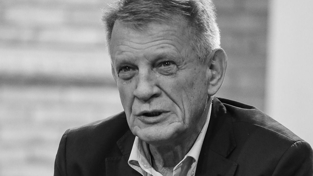 Bronisław Cieślak zmarł w wieku 77 lat (fot. Foru,/Tomasz Adamowicz)