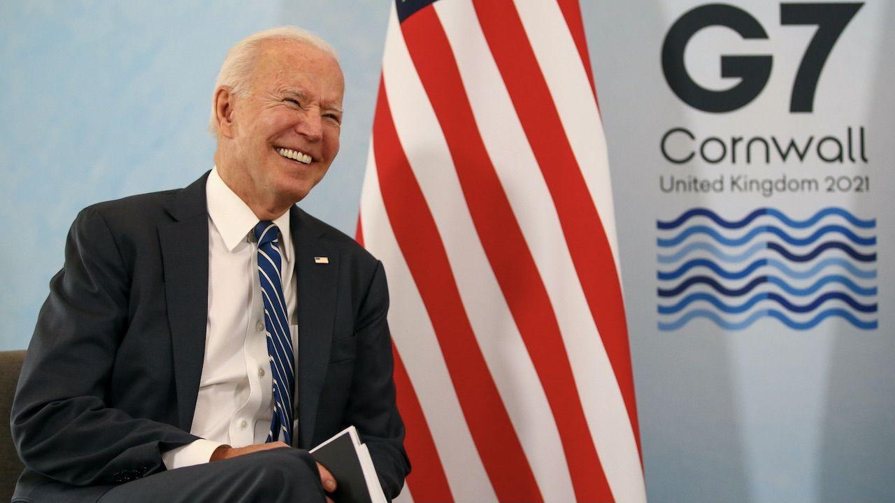 Za kilka dni spotkanie prezydentów USA i Rosji (fot. PAP/EPA/Hollie Adams)