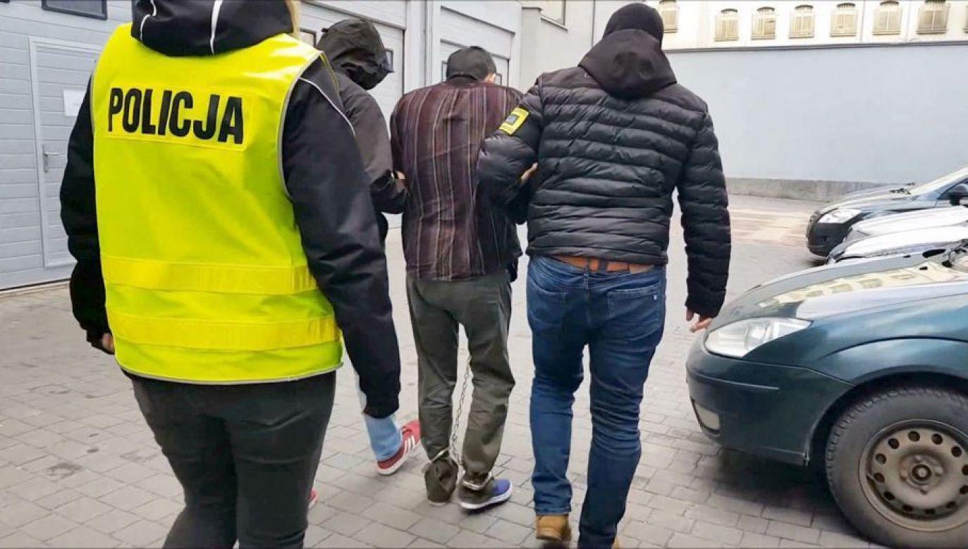 Stefan W. skarży się na złe traktowanie w gdańskim areszcie (fot. Policja Pomorska)