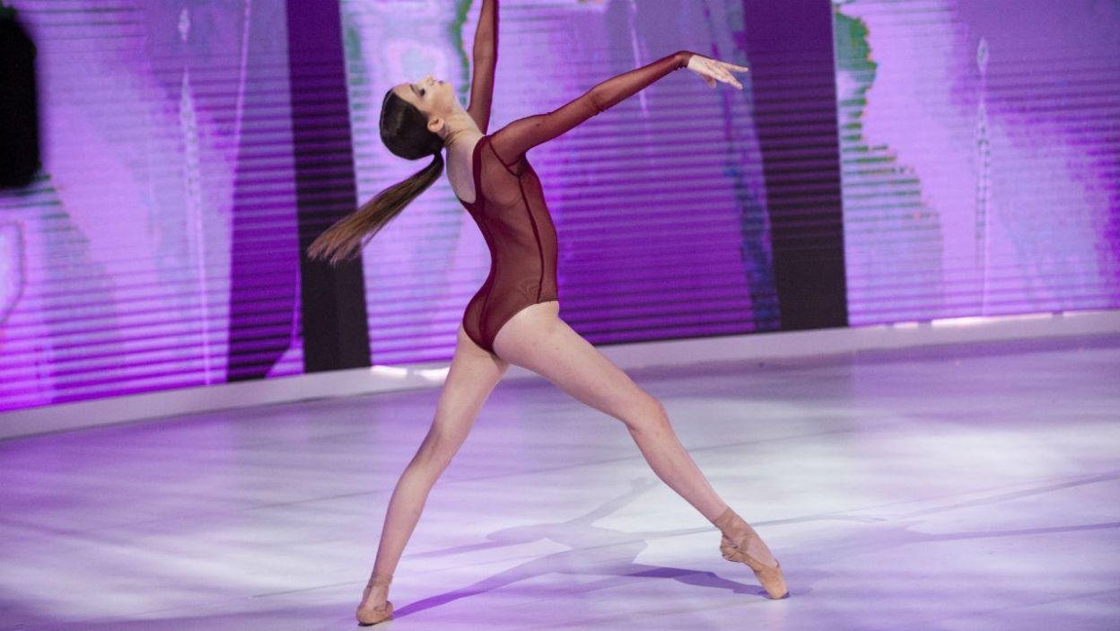 – Czujemy swoje ciało. Wiemy, kiedy przestać – Gabriela Dąbek zdradziła kilka sekretów z pracy tancerza (fot. N. Młudzik/TVP)