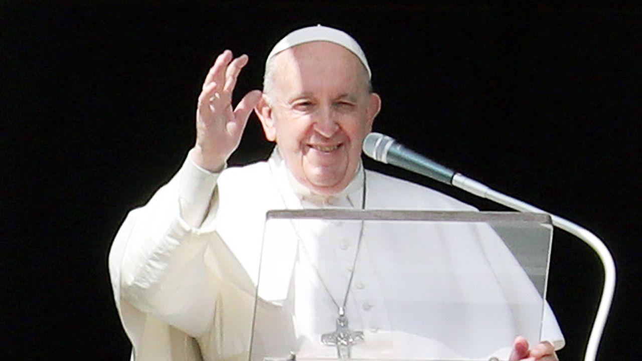 Od swojego wyboru w 2013 roku Franciszek nigdy nie odwiedził Argentyny (fot. Franco Origlia/Getty Images)