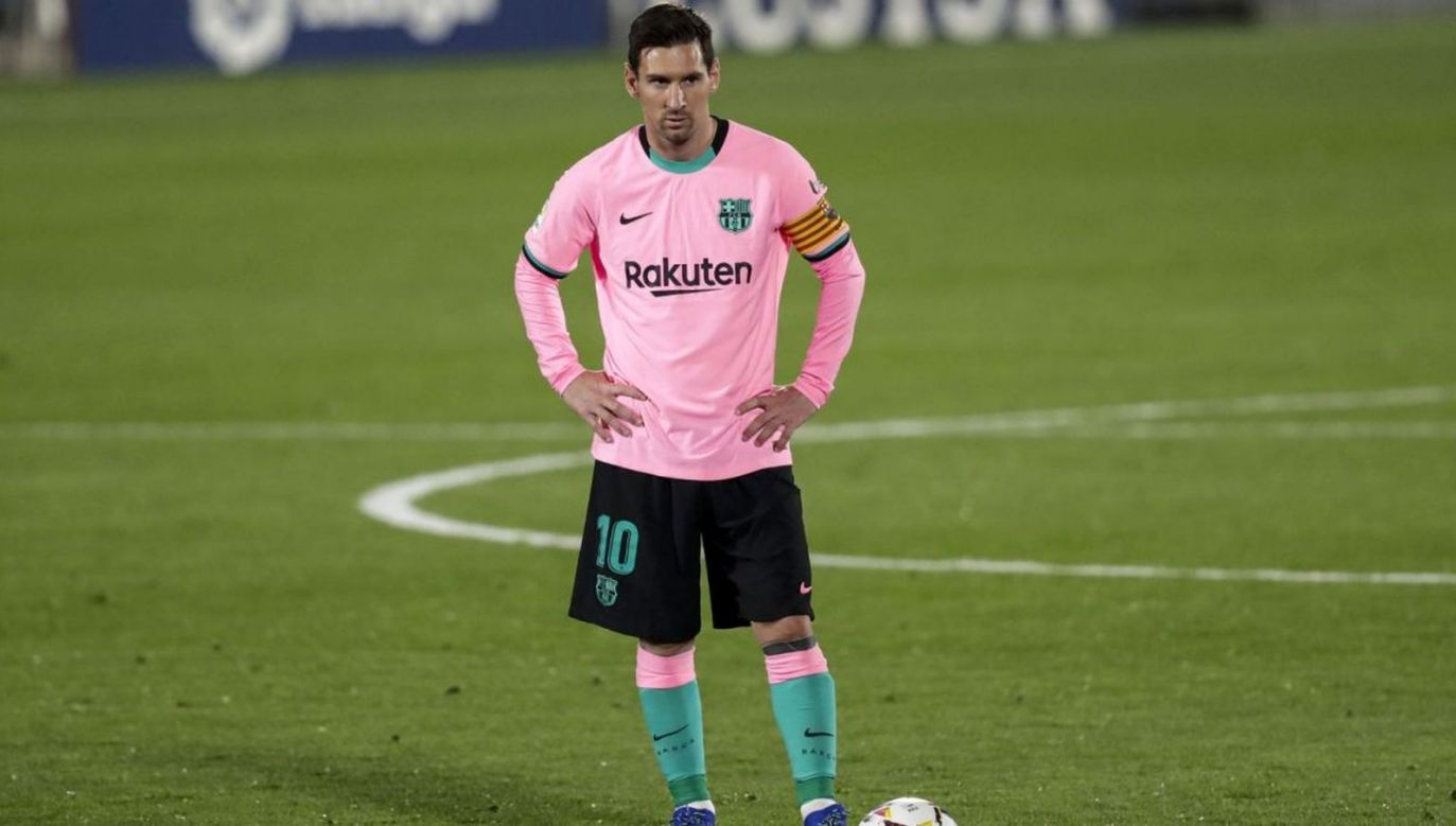 Leo Messi (fot. Getty Images)