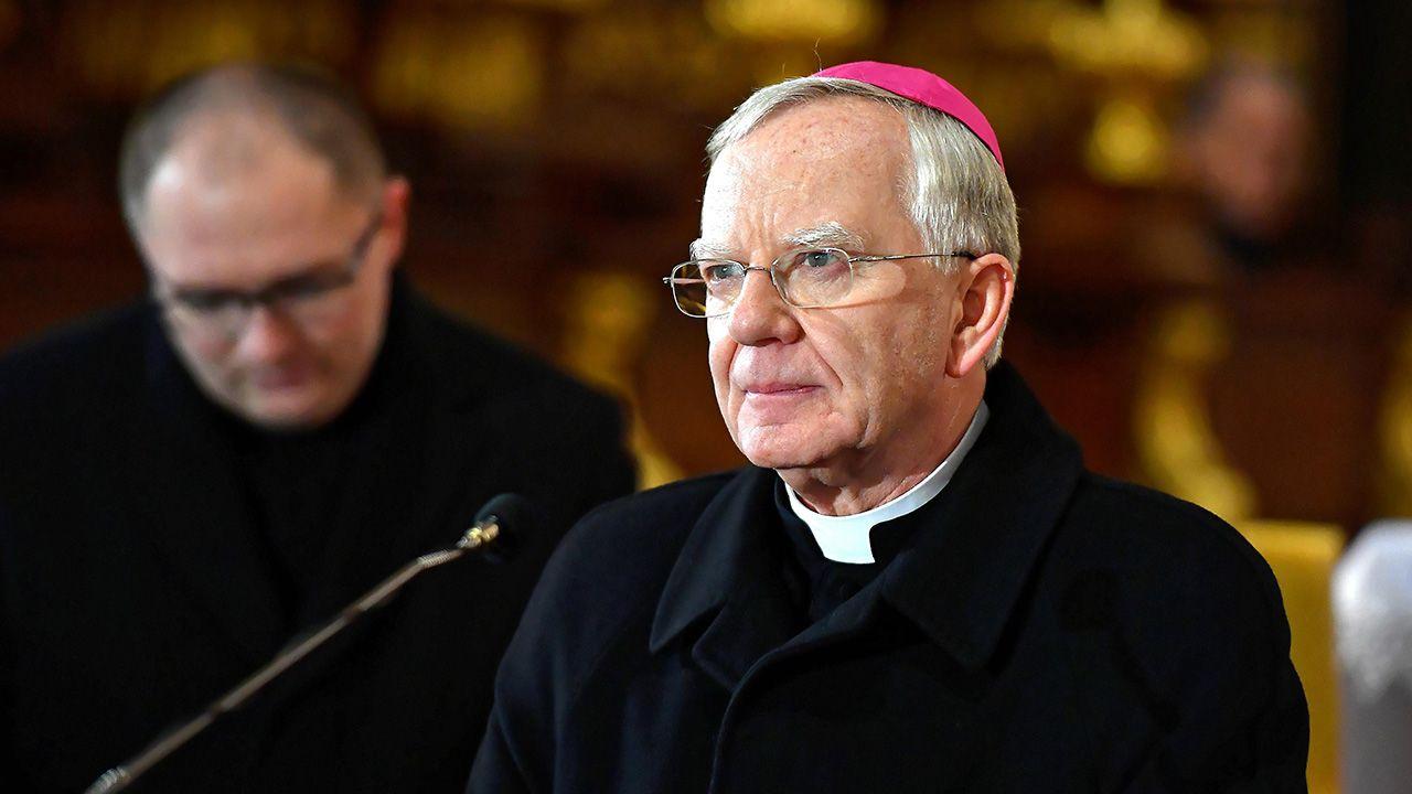 Gazeta przyznała tytuł abp. Jędraszewskiemu (fot. arch. PAP/Piotr Polak)